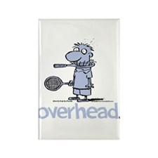 Groundies - Overhead Rectangle Magnet (100 pack)