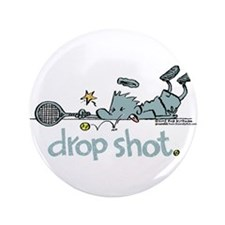 "Groundies - Drop Shot 3.5"" Button (100 pack)"