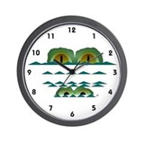 Big Croc Wall Clock