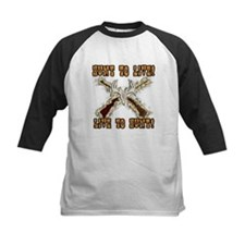 TWO GUNS FOR THE HUNT! check  Tee