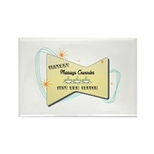 Instant Marriage Counselor Rectangle Magnet