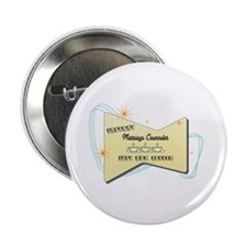 "Instant Marriage Counselor 2.25"" Button (100 pack)"