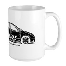 PERFECT PRIUS GIFT - BIG MUG of PRIUS - GIFT