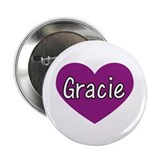 "Gracie 2.25"" Button (10 pack)"