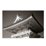 Kyomizudera Temple Postcards (Package of 8)