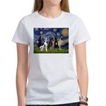 Starry / 4 Great Danes Women's T-Shirt