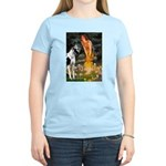Fairies / Gr Dane (h) Women's Light T-Shirt