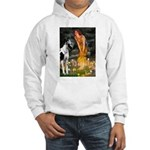 Fairies / Gr Dane (h) Hooded Sweatshirt
