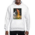 Fairies / Gr Dane (h) Hooded Sweatshirt