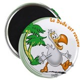 "Dodo is back 2.25"" Magnet (10 pack)"
