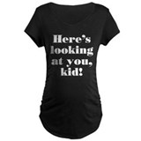 """Here's looking at you"" T-Shirt"