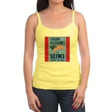 Pledge Silence  Jr.Spaghetti Strap