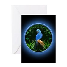 Cute Jungle animals Greeting Card