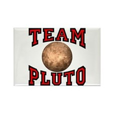 Team Pluto Rectangle Magnet (10 pack)