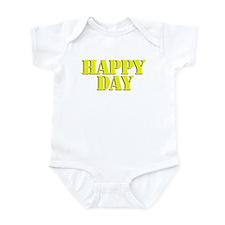 Happy days Infant Bodysuit