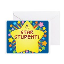 Star Student Greeting Cards (Pk of 20)