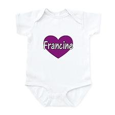 Francine Infant Bodysuit