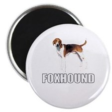 Foxhound Magnet