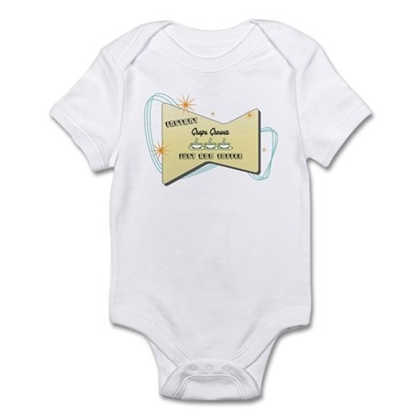 Instant Grape Grower Infant Bodysuit