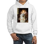 Queen / Gr Pyrenees #3 Hooded Sweatshirt
