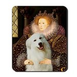 Queen / Gr Pyrenees #3 Mousepad