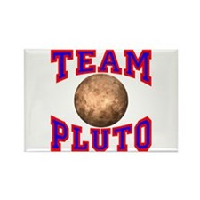 Team Pluto III Rectangle Magnet (10 pack)