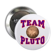 "Team Pluto III 2.25"" Button (10 pack)"