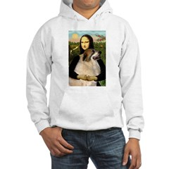 Mona / Gr Pyrenees Hooded Sweatshirt