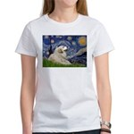 Starry / Gr Pyrenees Women's T-Shirt