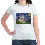 Starry / Gr Pyrenees Jr. Ringer T-Shirt
