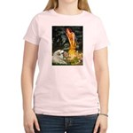 Fairies / Gr Pyrenees Women's Light T-Shirt