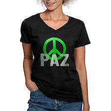 PAZ Peace en Espanol Shirt
