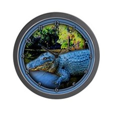 Unique Swamp Wall Clock