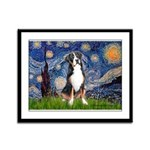 Starry Night / GSMD Framed Panel Print