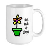 Plant Seeds of Change Mug