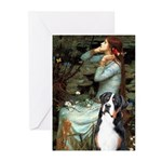 Ophelia / GSMD Greeting Cards (Pk of 20)