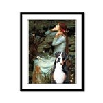 Ophelia / GSMD Framed Panel Print