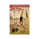 Coney Island Water Carnical Rec. Magnet (100 pack)