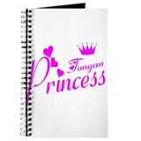 Tongan princess Journal