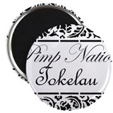 "Cute Tokelau vacation 2.25"" Magnet (100 pack)"