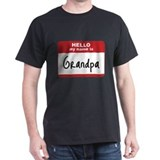 My Name Is Grandpa T-Shirt
