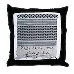 Chic Fashion - Keffiyeh Throw Pillow