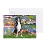 Lilies / GSMD Greeting Card