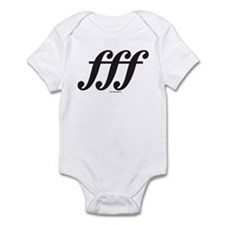 Funny Barbershops Infant Bodysuit