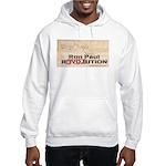 Ron Paul Preamble-C Hooded Sweatshirt