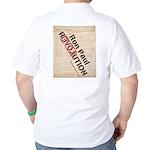 Ron Paul Preamble-C Golf Shirt