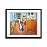 Room/Greater Swiss MD Framed Panel Print
