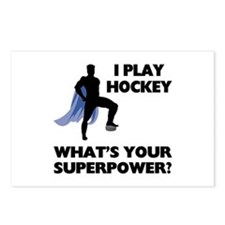 Hockey Superpower Postcards (Package of 8)