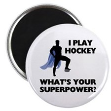 Hockey Superpower Magnet