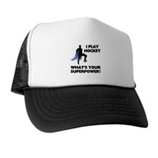 Hockey Superpower Trucker Hat